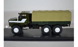 Миасский грузовик 43223 бортовой с тентом