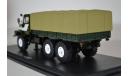 Миасский грузовик 43223 бортовой с тентом, масштабная модель, Start Scale Models (SSM), 1:43, 1/43