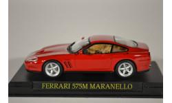 Ferrari 575M Maranello, масштабная модель, Ge Fabbri, scale43