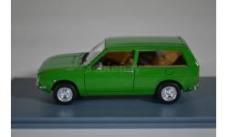 ALFA ROMEO Alfasud Giardinetta 1975 зеленый