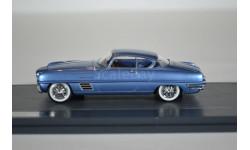DODGE Firearrow III Concept Ghia Exner 1954 Metallic Blue