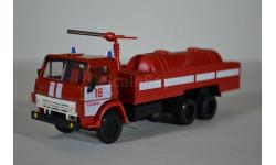 КамАЗ 53213 пожарный, масштабная модель, Элекон, scale43