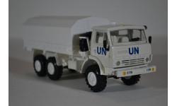 КамАЗ 4310 с тентом ООН
