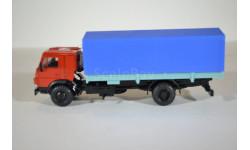 КамАЗ 5325 с тентом