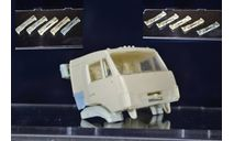 бампер - камаз рестайлинг, сборная модель автомобиля, ЛХЛ, scale43
