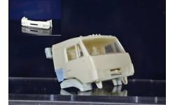 сборные модели: бампер+ подножки+фары - камаз рестайлинг