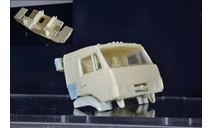 Сборные модели: Днище + дверные карты на Камаз без спальника  (ссм, пао, аист), сборная модель автомобиля, ИВ, scale43