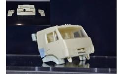 Сборные модели: Днище + дверные карты на Камаз со спальником  (ссм, пао, аист), сборная модель автомобиля, ЛХЛ, 1:43, 1/43