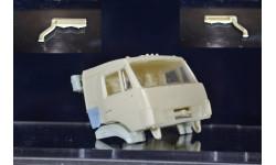 Сборные модели: воздухозаборник - камаз рестайлинг