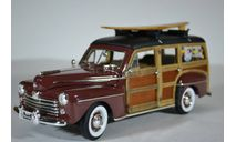 Ford Woody 1948, масштабная модель, YatMing (RoadSignature), scale18