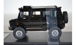 Mercedes Benz Unimog U5000 Wagon 2013 черный