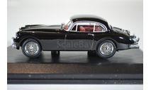 Jaguar XK150 coupe 1957 Black, масштабная модель, WhiteBox, 1:43, 1/43