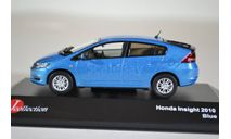 Honda INSIGHT Blue 2010, масштабная модель, J-Collection, scale43