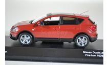 Nissan QASHKAIDUALIS (COPPER) RHD, масштабная модель, J-Collection, scale43