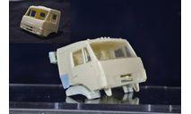 сборные модели: Кабина 'Камаз 65117, 43502, 43253 и т.д., сборная модель автомобиля, ИВ, 1:43, 1/43