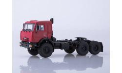 КАМАЗ-44108 седельный тягач, масштабная модель, ПАО КАМАЗ, 1:43, 1/43