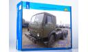 Сборная модель Камаз-54112 седельный тягач, сборная модель автомобиля, AVD для SSM, 1:43, 1/43