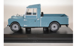 Land Rover Series 1 109 Blue 1956