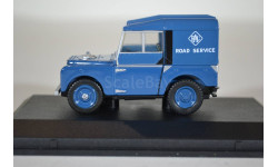 LAND ROVER Series 1 80 RAC Hard Top, масштабная модель, Oxford, 1:43, 1/43
