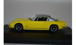 LOTUS Elan Plus 2 1967 YellowSilver