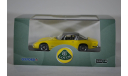 LOTUS Elan Plus 2 1967 YellowSilver, масштабная модель, Oxford, scale43