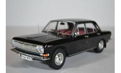 Горький-24 1978 черный, масштабная модель, ГАЗ, IST Models, 1:18, 1/18
