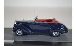 ALVIS TA21 Tickford DHC Cabriolet 1952 Blue