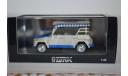 Volkswagen 181 the Thing Acapulco Edition Brazilia 1979 белый синий, масштабная модель, Matrix, 1:43, 1/43