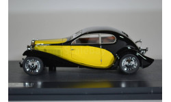 BUGATTI Type 46 Superprofile Coupe 1930 YellowBlack