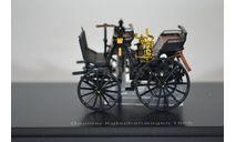 DAIMLER Kutschenwagen 1886 черный, масштабная модель, Neo Scale Models, 1:43, 1/43
