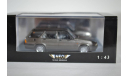 ALFA ROMEO 75 V6 2.5 Sportwagon 1986 серый мет., масштабная модель, Neo Scale Models, scale43