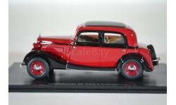 WANDERER W240 Limousine 1935 красный черный, масштабная модель, Neo Scale Models, 1:43, 1/43
