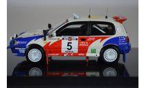 Nissan NISSAN Pulsar GTI-R 1991 Safari Rallye #5 S. BlomqvistB.Melander, масштабная модель, Norev, scale43