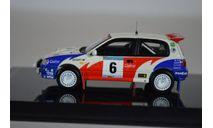 Nissan NISSAN Pulsar GTI-R 1992 Swedish Rallye #6 S. BlomqvistB.Melander, масштабная модель, Norev, 1:43, 1/43