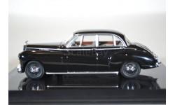 Horch 830BL 1953 Black, масштабная модель, Norev, scale43