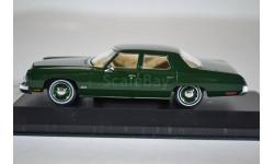 CHEVROLET BEL AIR 1973 Green Metallic, масштабная модель, Premium X, scale43