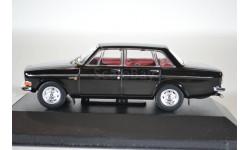 VOLVO 144S 1967 Black w Red Interior, масштабная модель, IXO, scale43