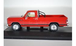 DODGE RAM Pick Up 1987 Red, масштабная модель, Premium X, 1:43, 1/43