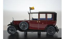 Daimler Brougham V-30 HP Double Six Engine Король George-V, 1929, масштабная модель, Oxford, scale43