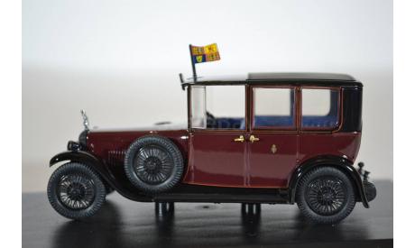 Daimler Brougham V-30 HP Double Six Engine Король George-V, 1929, масштабная модель, Oxford, 1:43, 1/43