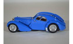Bugatti 57 SC Atlantic 1938 синий