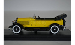 Isotta Fraschini 8A - 1924 - Spider - Yellow
