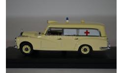 Mercedes-Benz 300 D - Ambulance 1961 скорая помощь