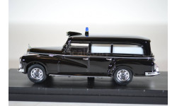 Mercedes-Benz 300 - Ambulanza Polizia Svizzera 1958 Скорая помощь полиции Швейцарии, масштабная модель, RIO, 1:43, 1/43