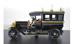 MERCEDES LIMOUSINE carro funebrefuneral car 1910 катафалк, масштабная модель, RIO, scale43, Mercedes-Benz