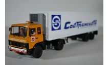 МАЗ-5432 с пп ОДАЗ-9786 Совтрансавто, масштабная модель, Start Scale Models (SSM), scale43