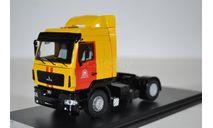 МАЗ-5440 Мосметро, масштабная модель, Start Scale Models (SSM), scale43