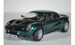 Lotus Elise 111S 1999 зеленый