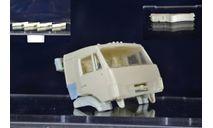 сборные модели: панель - камаз рестайлинг, сборная модель автомобиля, ИВ, scale43