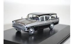 Vauxhall CRESTA FRIARY Estate Silver GreyBlack 1961, масштабная модель, Vauxhall Motors, Oxford, 1:43, 1/43